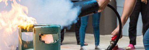 Aggiornamento addetti antincendio rischio medio