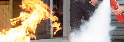 Aggiornamento addetti antincendio rischio basso
