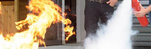 Aggiornamento addetti antincendio rischio medio e rischio basso