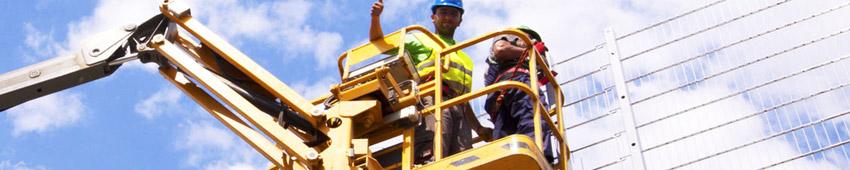 piattaforme di lavoro mobili