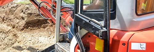 Aggiornamento e conduzione di escavatori e terne